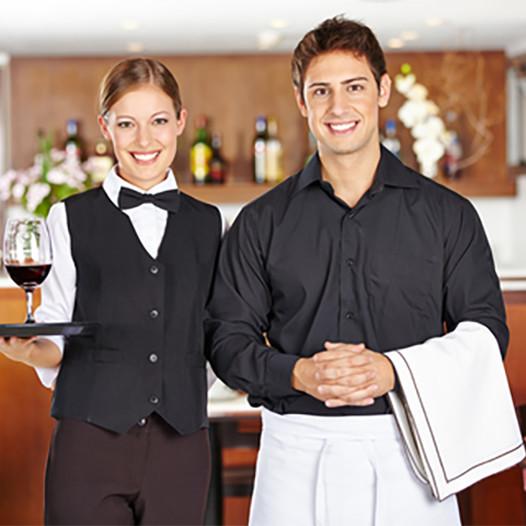 Сервитьор – барман